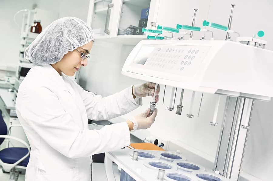 Pharmaceutical Manufacturing Environment